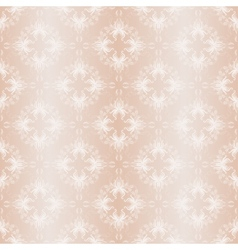 damask seamless of vintage ornament vector image vector image