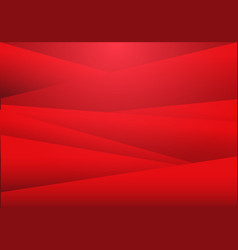 Abstract red gradient overlap background vector