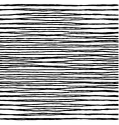 Irregular thin striped pattern vector