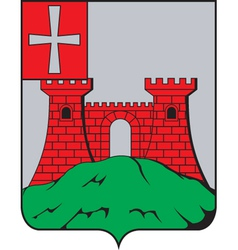 Kremenets City vector