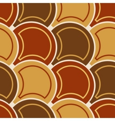 seamless tile pattern vector image