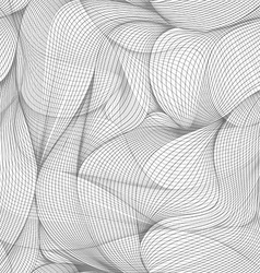 Seamless Waves Pattern vector image vector image