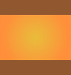 Abstract blurred orange background colorful vector