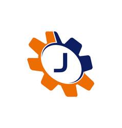 Gear initial j vector