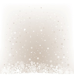 soft light snow mesh background vector image