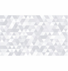 background pattern white geometric abstract vector image