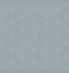 Geometric shape seamless web pattern vector