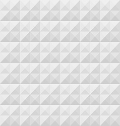 Modern white seamless background vector image