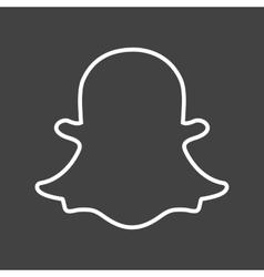 Snapchat vector