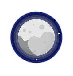 pluto icon vector image