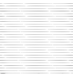 Hand drawn simple lines Seamless pattern vector