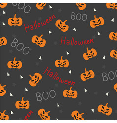 happy halloween day 02 vector image vector image