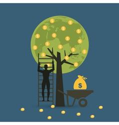 Money tree 2 vector