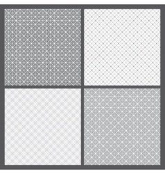 gray patterns vector image