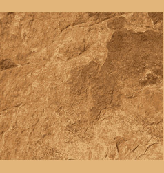 red rock wall vector image