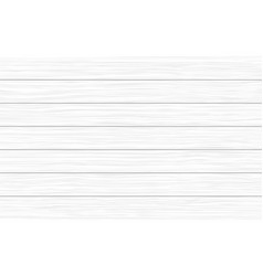 white wood planks texture background vector image