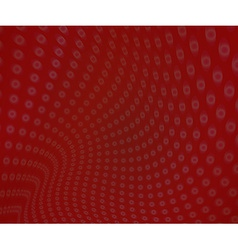 Design Templates RED DOTS vector image