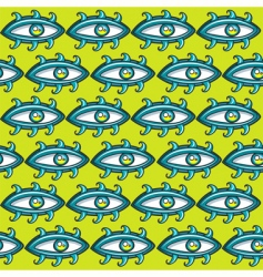 eyes texture vector image