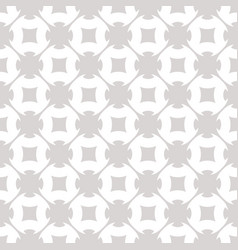 Gray and white geometric ornament abstract vector