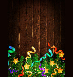 New year vertical background vector