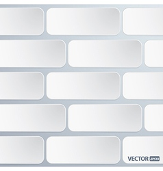 paper wall vector image