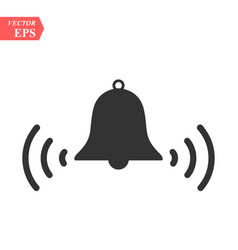 Ringing bell iconbell icon art eps image vector