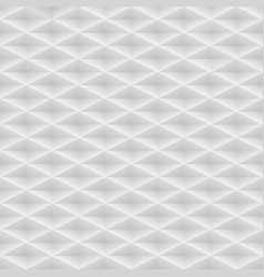 White embossed pattern plastic grid vector