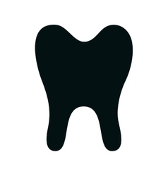 Medical dental healthcare isolated icon vector image