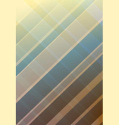 abstract grid shape background corporated vector image