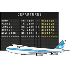 Departure vector