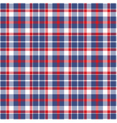 Plaid seamless pattern background textile vector