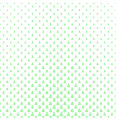 simple geometric pine tree pattern background - vector image vector image