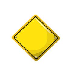 metal emblem notices and frame design vector image