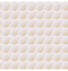 Beige background pattern in the form of waves vector