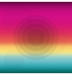 Blurred striped background Wallpaper design vector