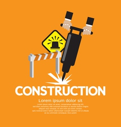 Construction EPS10 vector image