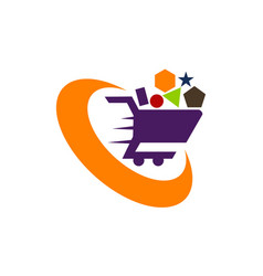One stop shopping vector