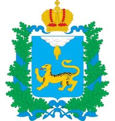 Pskov oblast vector image