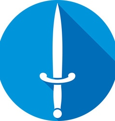 Knife Icon vector image vector image
