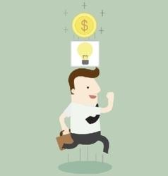 Money think vector