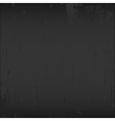Black dirty chalkboard vector image