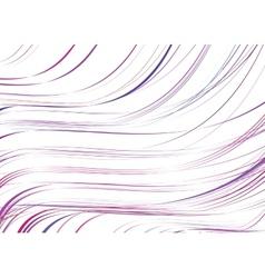 Color lines wallpaper vector image vector image