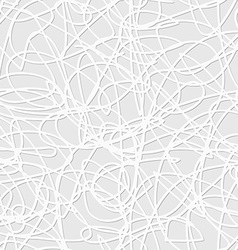 Sketch lines in vintage style vector image