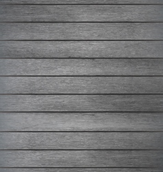 Wood Black And White Texture vector image