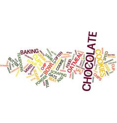 best cookies no bake rocky road chocolate bars vector image