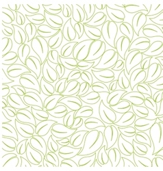 Sketch plant leaves icon graphic vector