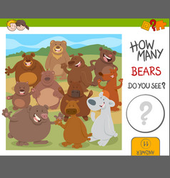 How many bears game vector