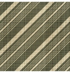 decorative striped textured textile print vector image vector image