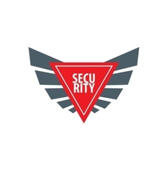 Logo security vector