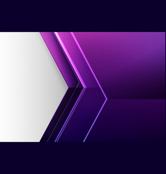 Abstract background overlap technology concept 005 vector